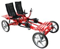 Quattrocycle Rouge
